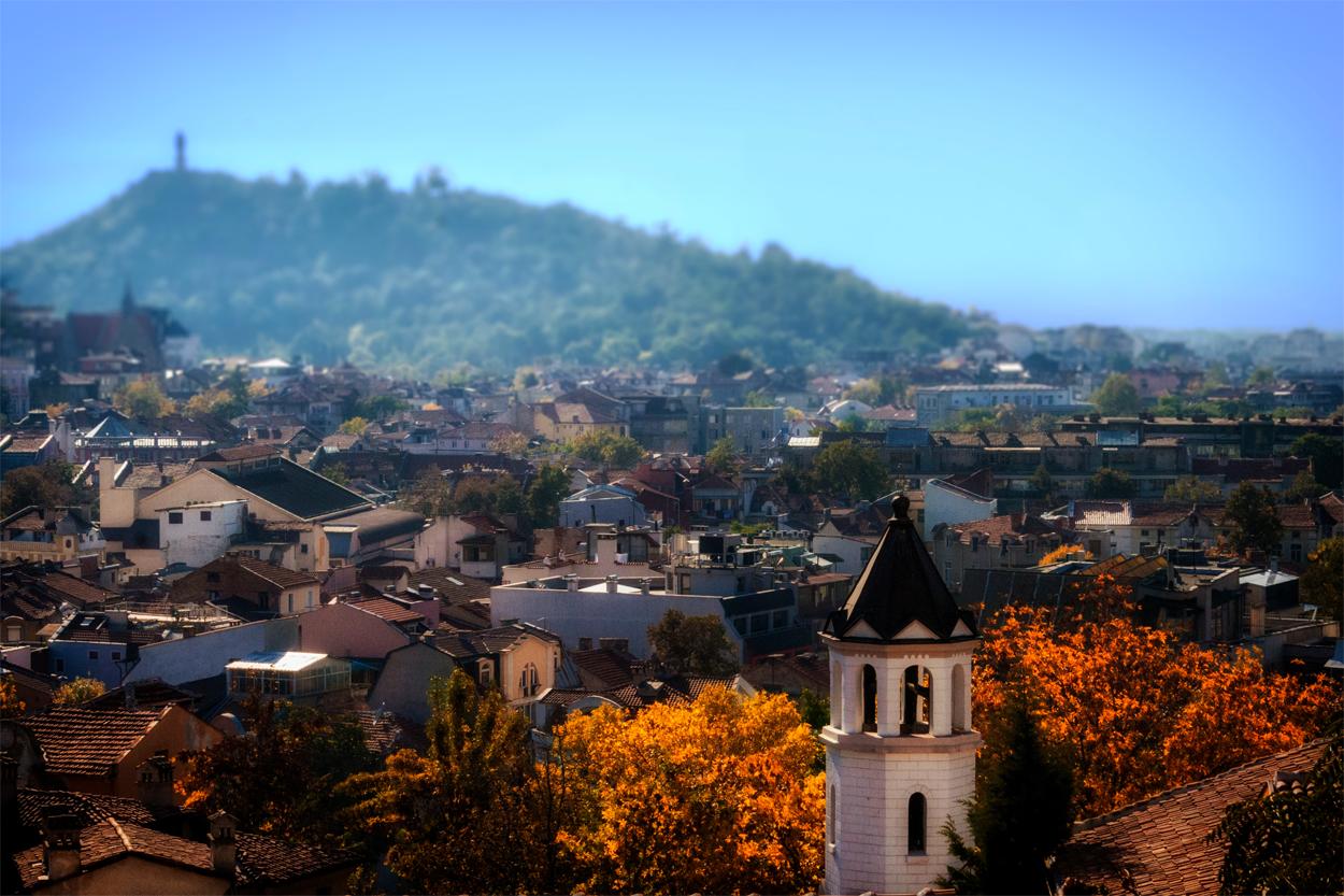 Plovdiv, Bulgaria. Photo by Deniz Fuchidzhiev